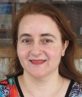Dr Mary Stavropoulou